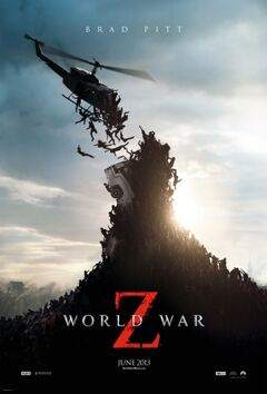 World War Z film poster