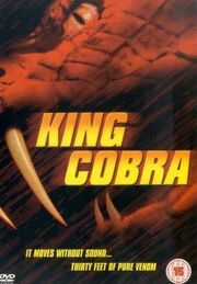 King Cobra DVD cover