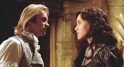 Baron Frankenstein and Eva