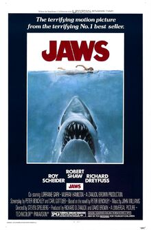 Jaws (1975) HD MovieCLIPS