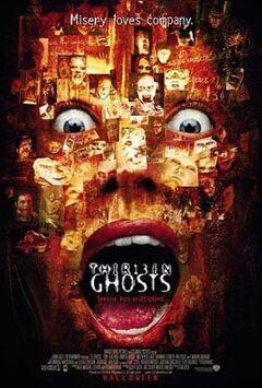 Thir13en Ghosts poster