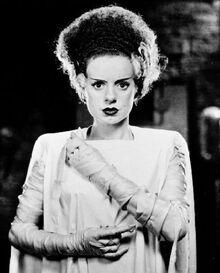 Bride of Frankenstein (Universal Classics) 001