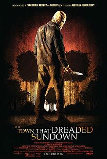 File:The Town That Dreaded Sundown (2014 film) poster.jpg