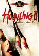 Howling II DVD