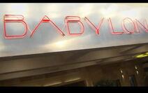 Babylon Neon Sign