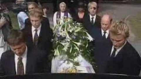 Georgs begravelse