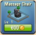 Massage Chair Facility