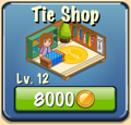 Tie Shop Facility