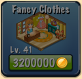 Fancy Clothes Facility