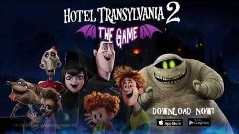 Hotel Transylvania 2 The Game - Mavis