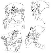 Concept Art for Vlad