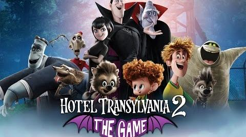 Hotel Transylvania 2 The Game - Official Launch Teaser
