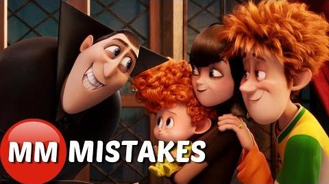 9 HOTEL TRANSYLVANIA 2 Movie Mistakes You Totally Missed HOTEL TRANSYLVANIA 2 Goofs