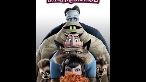 """Hotel Transylvania 2 Song """"I'm In Love With A Monster"""""""