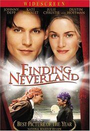 Finding neverland verdvd
