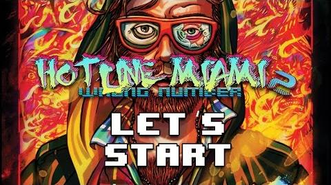 Hotline Miami 2 PS4 Gameplay - Let's Start by Something Like That Gaming