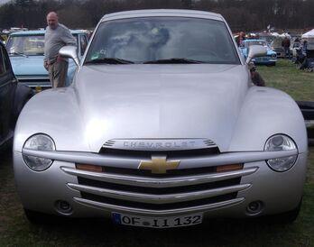 Chevrolet SSR 2