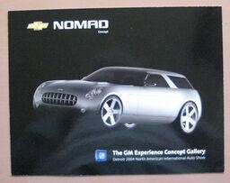 2004 Chevrolet Nomad