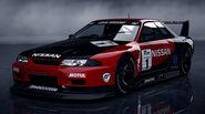 Gran Turismo Nissan Skyline GT-R (R32)