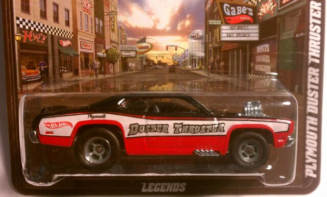File:2012 Legends - Plymouth Duster Thruster.jpg