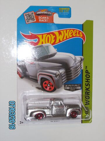 File:'52 CHEVY TRUCK (ZAMAC VERSION,2015).JPG