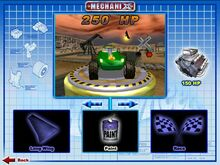 Cat-A-Pult was Playable in Hot wheels mechanix PC 2000 Super Launcher 5-Pack
