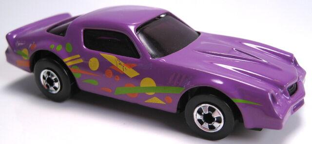 File:Camaro Z-28 purple enamel mcdonalds happy meal car 1990.JPG