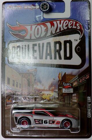 File:Corvette C6R-2013 2013 Hot Wheels Boulevard.jpg