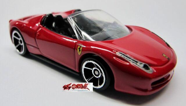 File:Ferrari 458 Spider RED.jpg