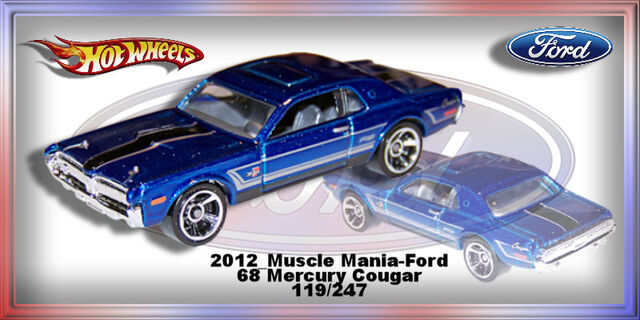 File:2012 Muscle Mania-Ford 68 Mercury Cougar.jpg