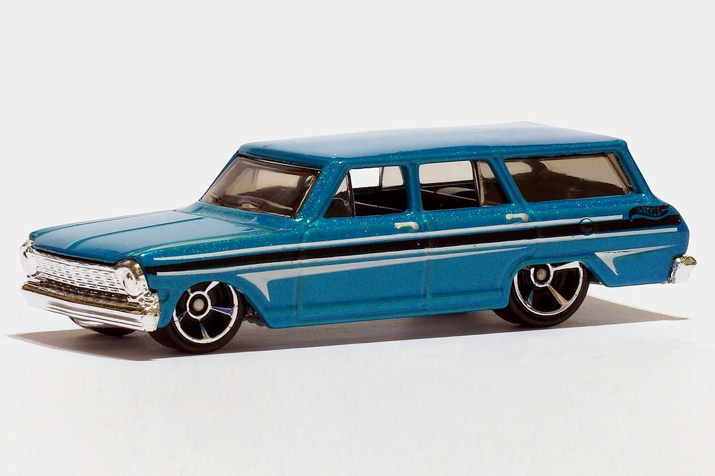 All Chevy 64 chevy nova : 64 Chevy Nova Station Wagon | Hot Wheels Wiki | FANDOM powered by ...