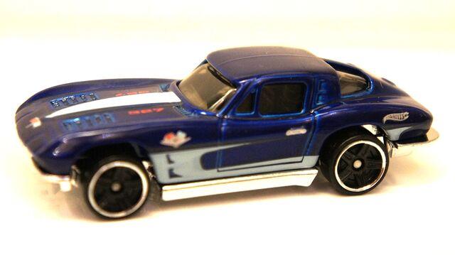 File:'63 Stingray Corvette.jpg