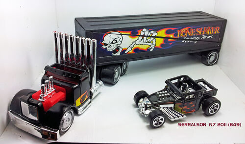 BONE SHAKER RACING TEAM A