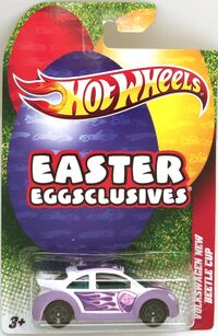 2011 EasterEggsclusives Card