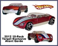 2012 10-Pack Target Exclusive Avant Garde