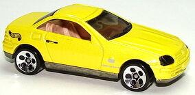 Mercedes SLK YelDT