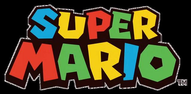 File:Super Mario Logo.PNG