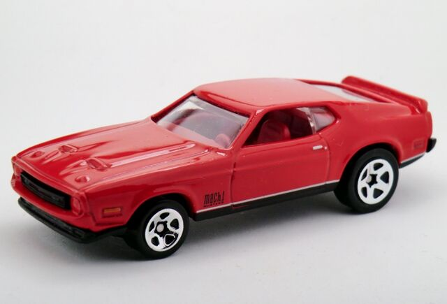 File:1971 Mustang Mach I-2015 James Bond Series.jpg