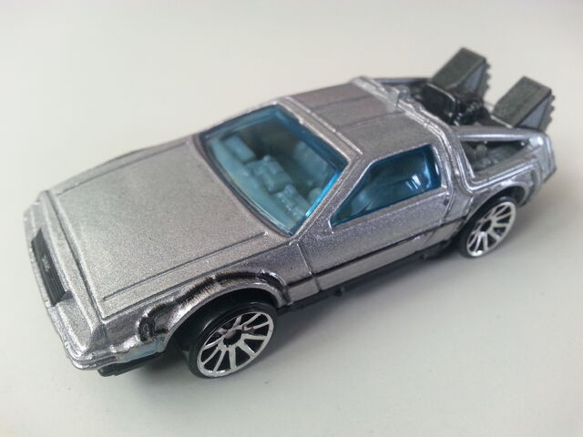 File:Back to the Future Time Machine side.jpg