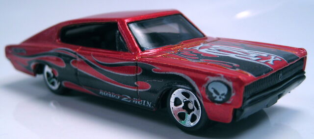 File:'67 dodge charger orange wastelanders series 2003.JPG