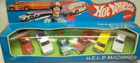 1977 6-pack paramedic yellow