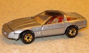 80scorvette silver