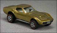 Custom Corvette