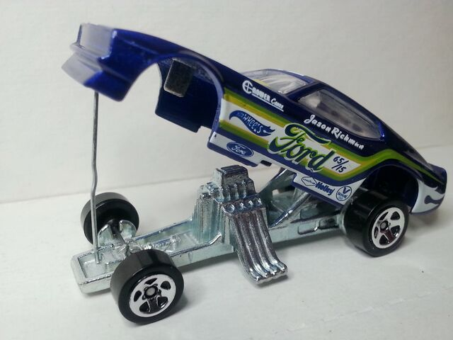 File:HW-2014-99-'71 Mustang Funny Car-Mustang 50th...jpg