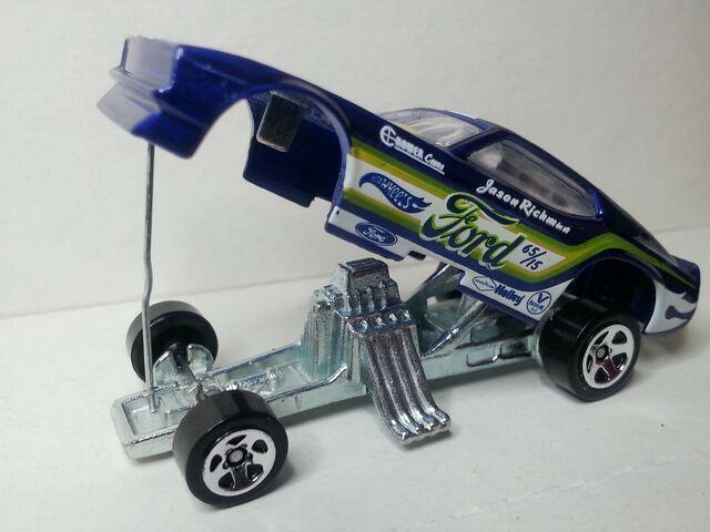 File:HW-2014-99-'71 Mustang Funny Car-Mustang 50th...jpg