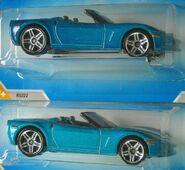 09 C6 Corvette Blue