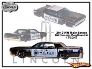 2012 HW Main Street 64 Lincoln Continental