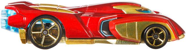 File:BDM74 Hot Wheels Marvel Character Cars - Iron Man Marvel Cars Iron Man XXX 4.jpg