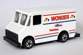 Wonder Bread Delivery Truck - 6000cf