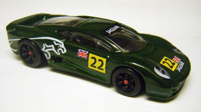File:Jaguar XJ220 - Speed Machines.JPG